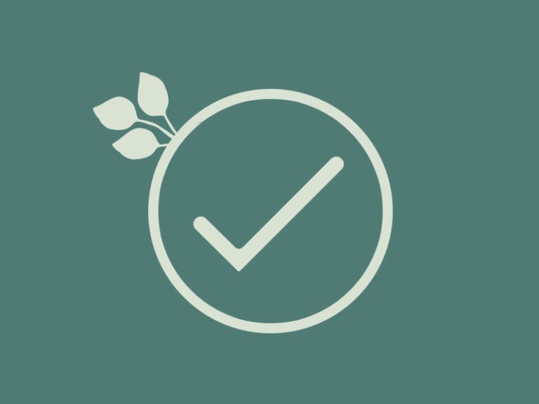 Freshwater homes green tick icon