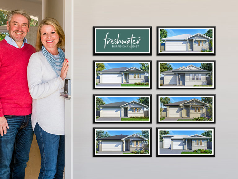 Freshwater by Ingenia Lifestyle offers a range of homes for over 50s in Burpengary East, Brisbane