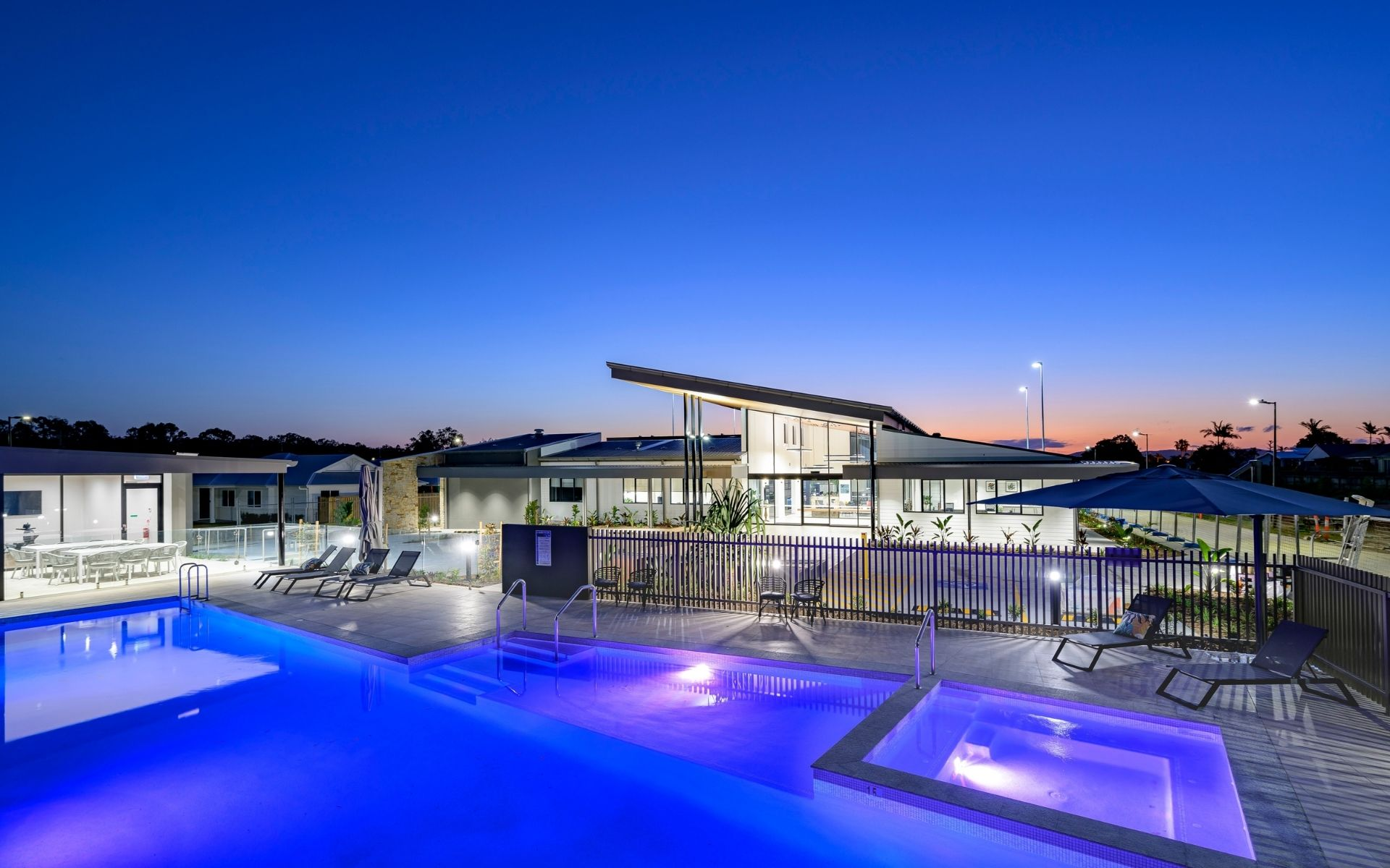 Freshwater by Ingenia Lifestyle Clubhouse Precinct at Burpengary East